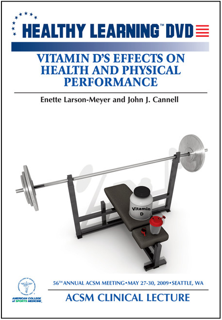 Vitamin D's Effects on Health and Physical Performance