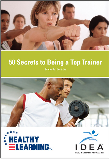 50 Secrets to Being a Top Trainer