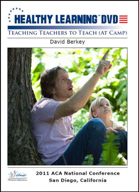 Teaching Teachers to Teach (At Camp)