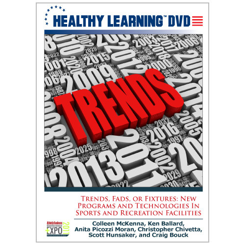 Trends, Fads, or Fixtures: New Programs and Technologies In Sports and Recreation Facilities