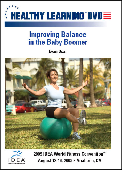 Improving Balance in the Baby Boomer