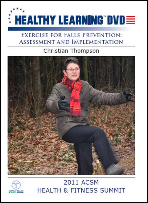 Exercise for Falls Prevention: Assessment and Implementation