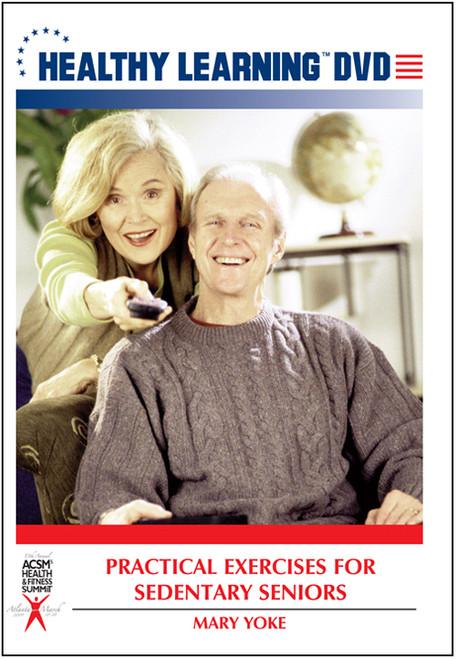 Practical Exercises for Sedentary Seniors