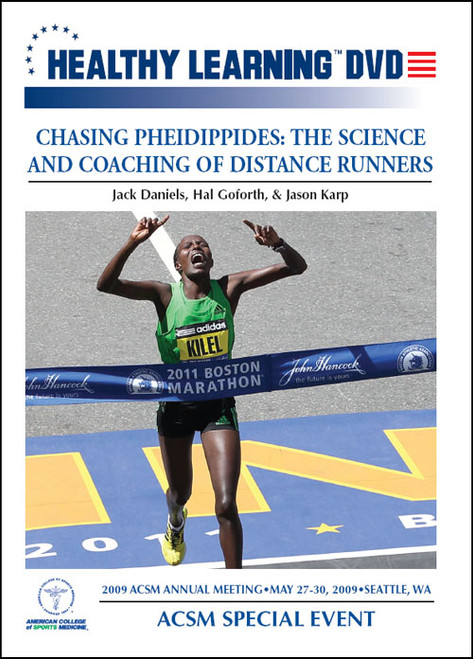 Chasing Pheidippides: The Science and Coaching of Distance Runners