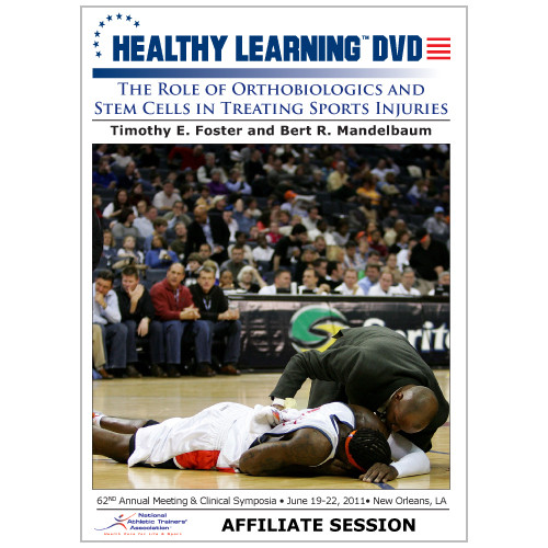 The Role of Orthobiologics and Stem Cells in Treating Sports Injuries