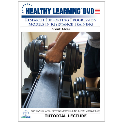 Research Supporting Progression Models in Resistance Training
