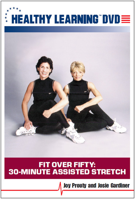 Fit Over Fifty: 30-Minute Assisted Stretch