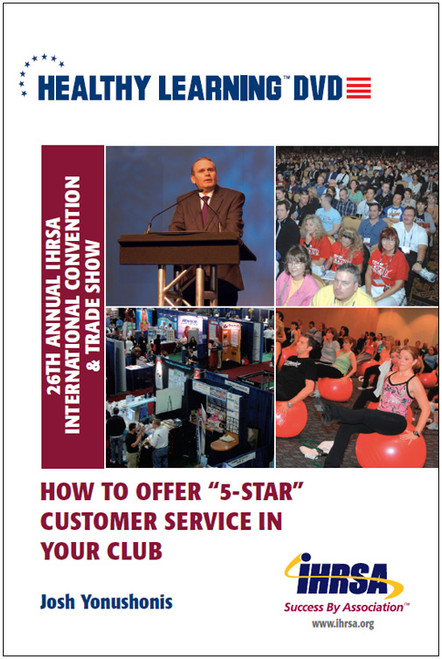 "How to Offer ""5-Star"" Customer Service in Your Club"