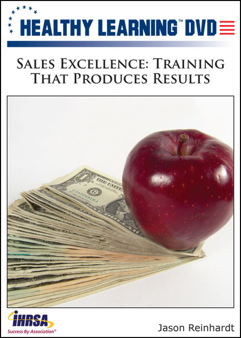 Sales Excellence: Training That Produces Results