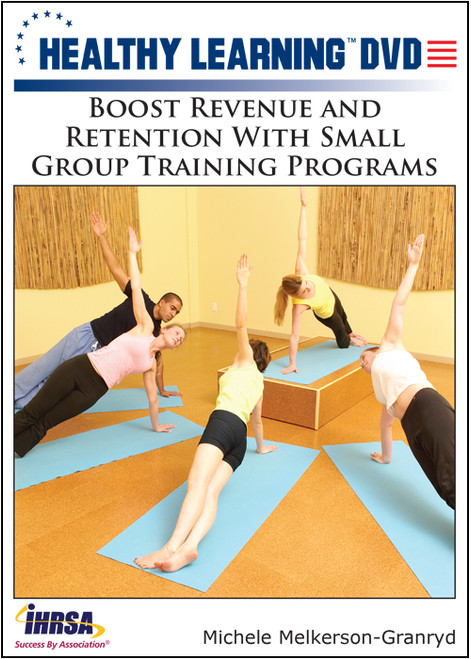 Boost Revenue and Retention With Small Group Training Programs