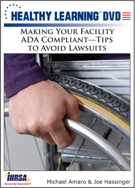 Making Your Facility ADA Compliant-Tips to Avoid Lawsuits