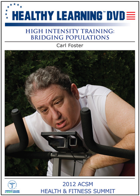 High Intensity Training: Bridging Populations