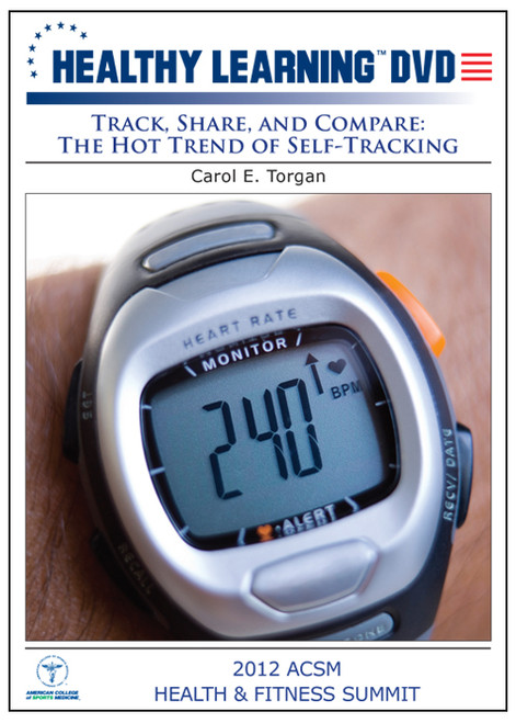 Track, Share, and Compare: The Hot Trend of Self-Tracking