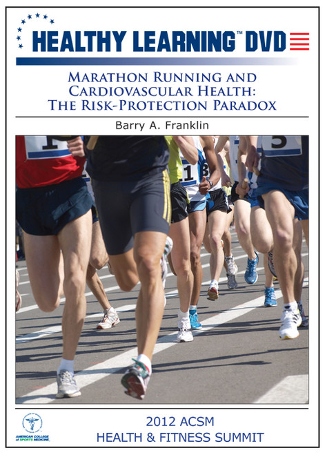 Marathon Running and Cardiovascular Health: The Risk-Protection Paradox