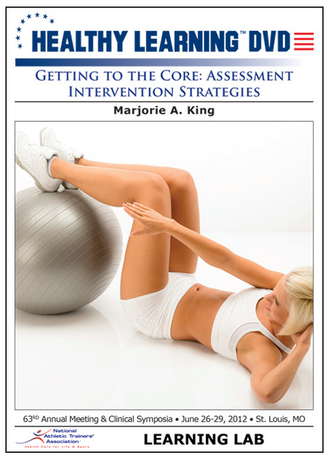 Getting to the Core: Assessment Intervention Strategies