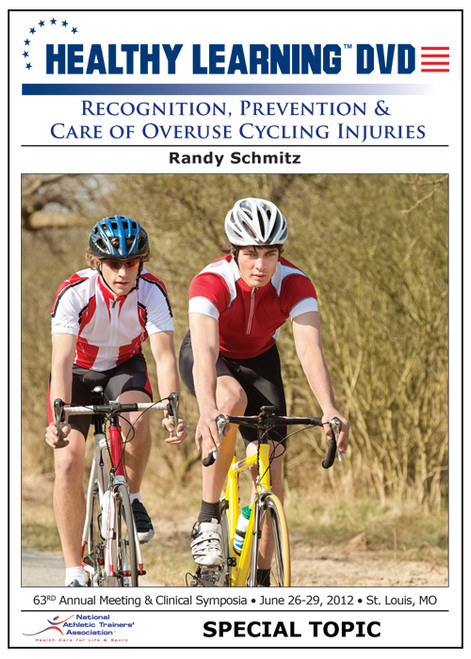 Recognition, Prevention & Care of Overuse Cycling Injuries