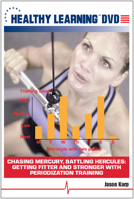 Chasing Mercury, Battling Hercules: Getting Fitter and Stronger With Periodization Training