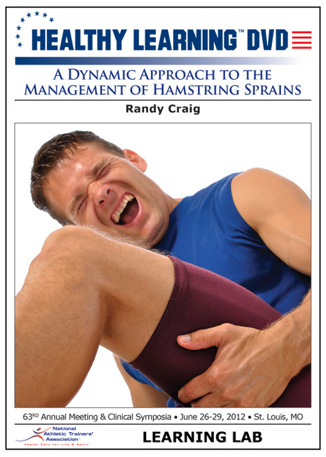 A Dynamic Approach to the Management of Hamstring Sprains