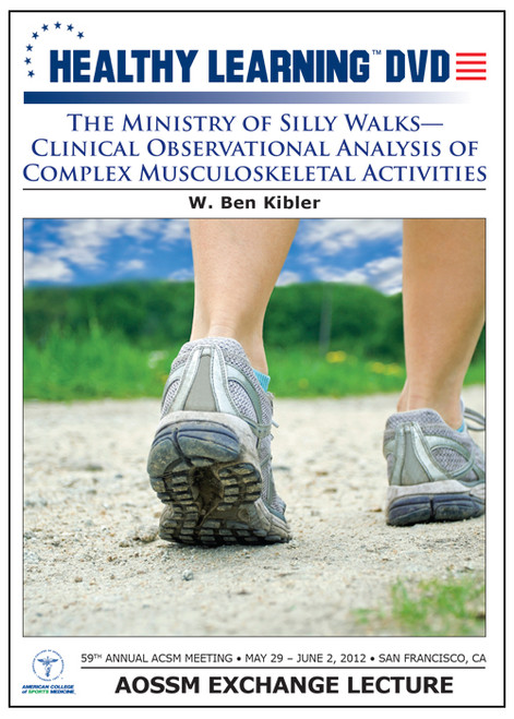 The Ministry of Silly Walks-Clinical Observational Analysis of Complex Musculoskeletal Activities