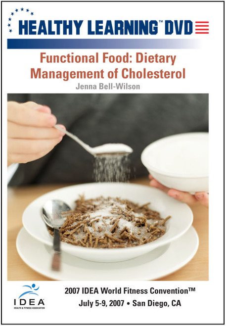 Functional Food: Dietary Management of Cholesterol
