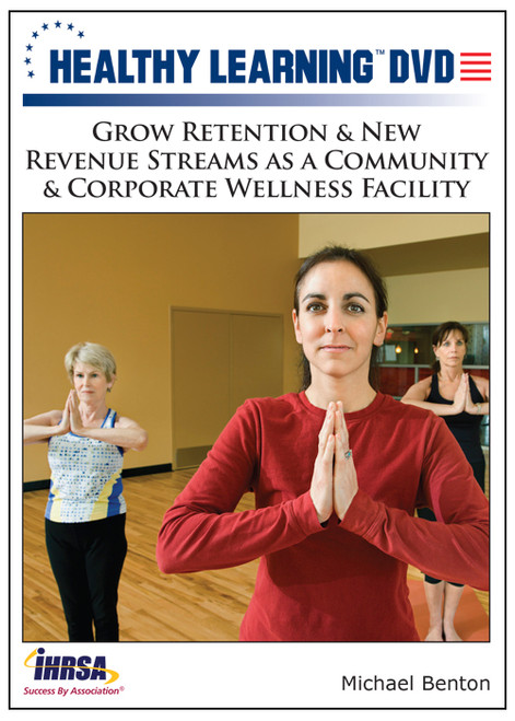 Grow Retention & New Revenue Streams as a Community & Corporate Wellness Facility