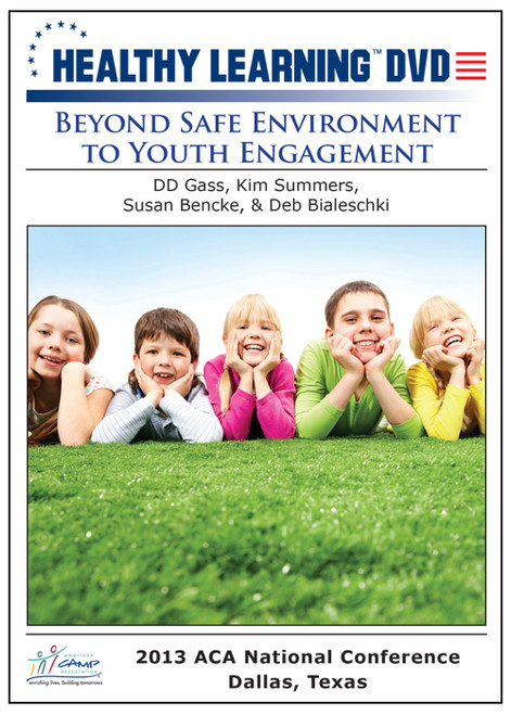 Beyond Safe Environment to Youth Engagement