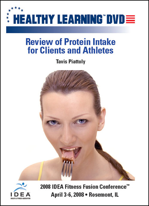 Review of Protein Intake for Clients and Athletes