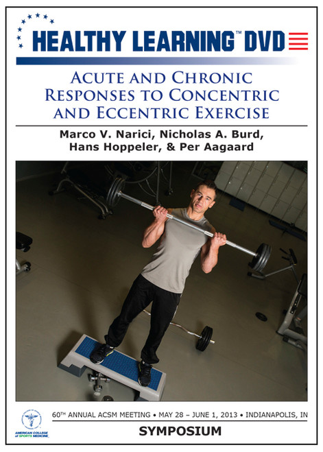 Acute and Chronic Responses to Concentric and Eccentric Exercise