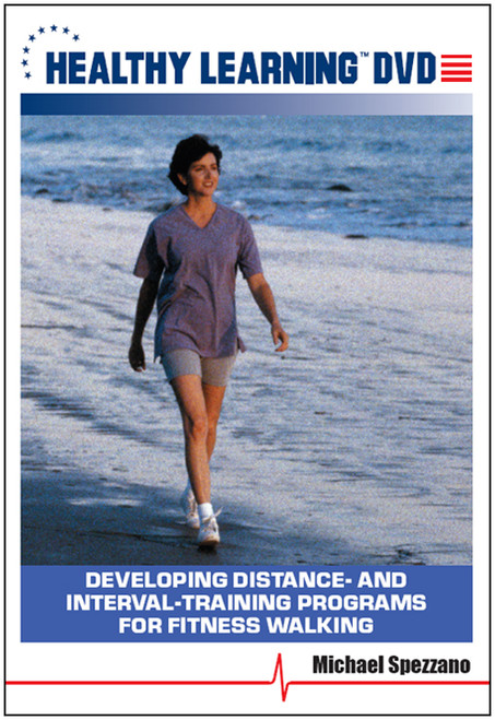 Developing Distance- and Interval-Training Programs for Fitness Walking