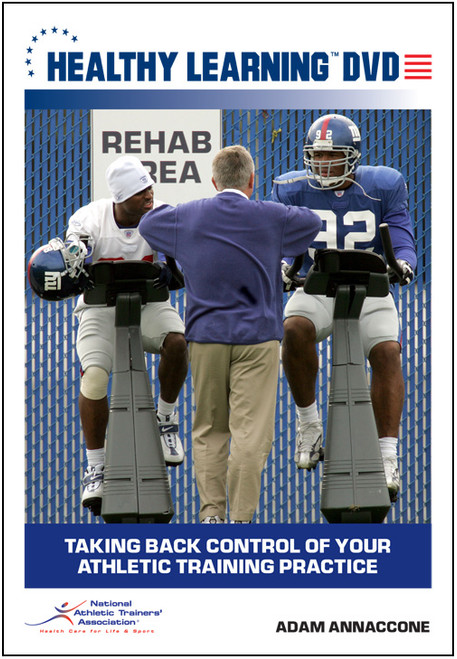 Taking Back Control of Your Athletic Training Practice