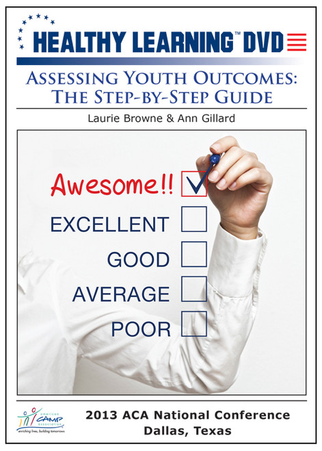 Assessing Youth Outcomes: The Step-by-Step Guide