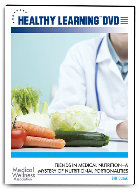 Trends in Medical Nutrition-A Mystery of Nutritional Portionalities