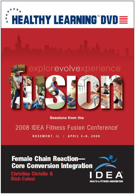 Female Chain Reaction-Core Conversion Integration