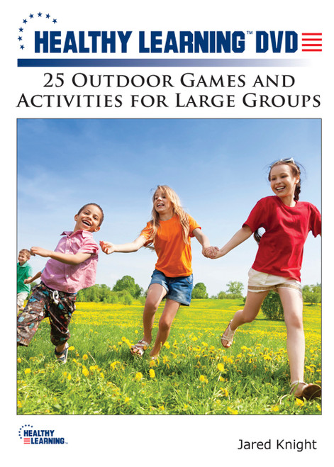 25 Outdoor Games and Activities for Large Groups
