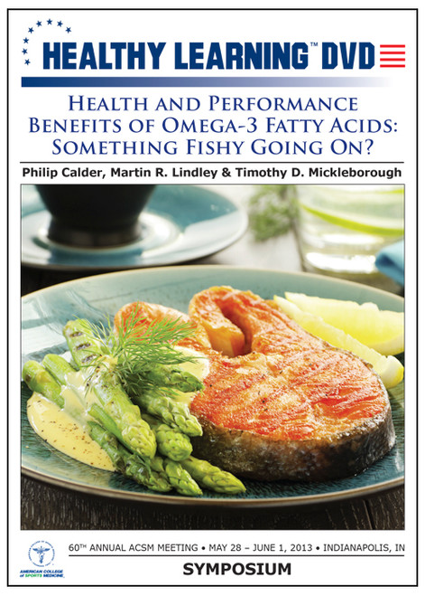 Health and Performance Benefits of Omega-3 Fatty Acids: Something Fishy Going On?