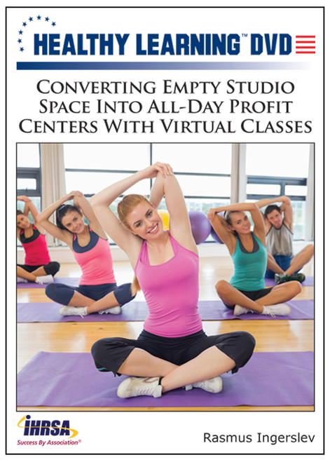 Converting Empty Studio Space Into All-Day Profit Centers With Virtual Classes