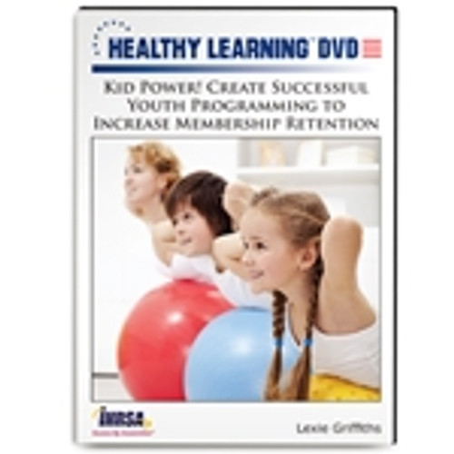 Kid Power! Create Successful Youth Programming to Increase Membership Retention
