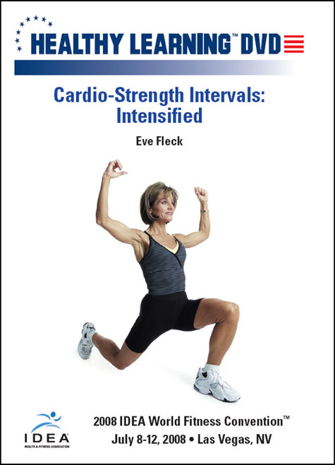 Cardio-Strength Intervals: Intensified