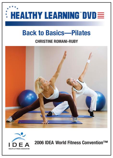 Back to Basics-Pilates