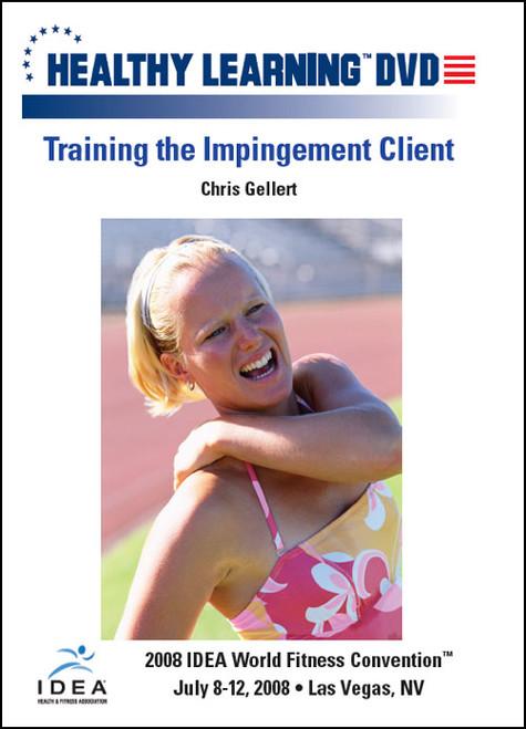 Training the Impingement Client