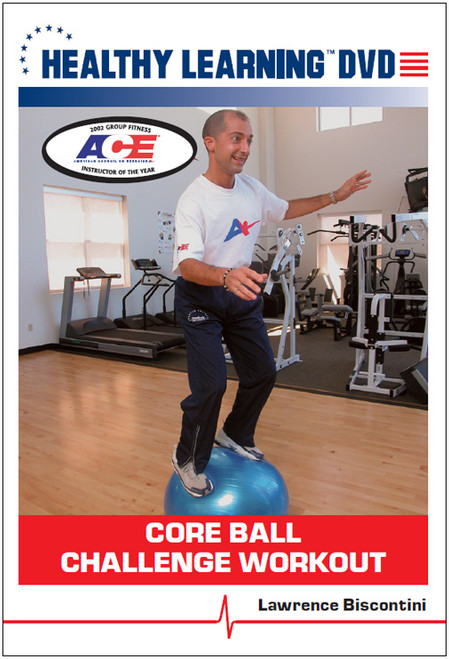 Core Ball Challenge Workout