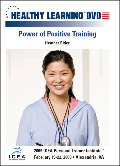 Power of Positive Training