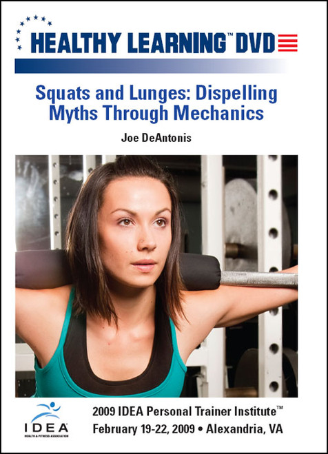 Squats and Lunges: Dispelling Myths Through Mechanics