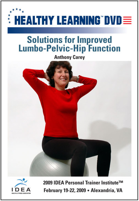 Solutions for Improved Lumbo-Pelvic-Hip Function