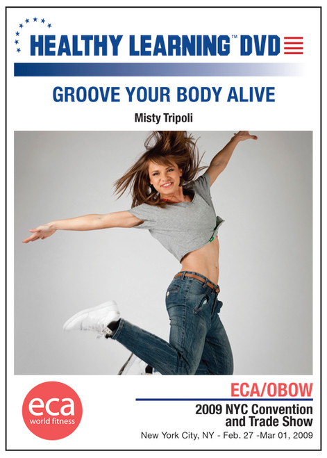 Groove Your Body ALIVE
