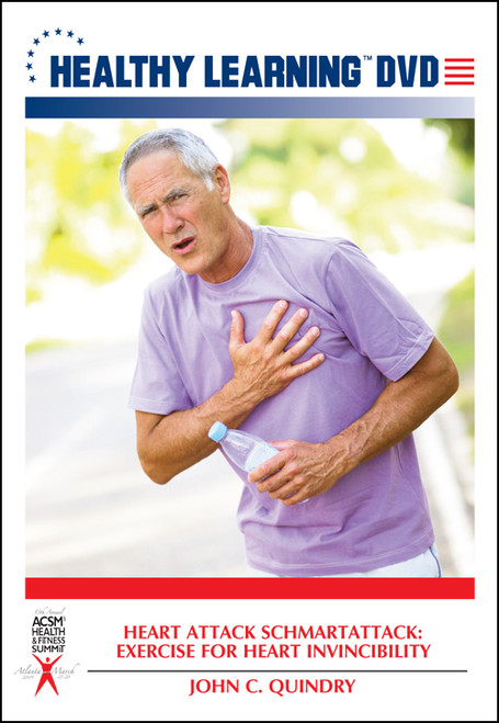 Heart Attack Schmartattack: Exercise for Heart Invincibility