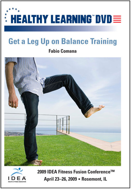 Get a Leg Up on Balance Training