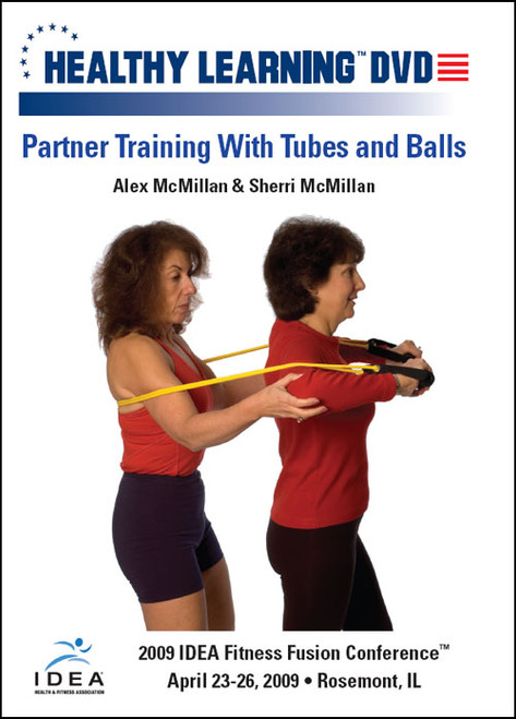 Partner Training With Tubes and Balls