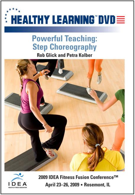 Powerful Teaching: Step Choreography