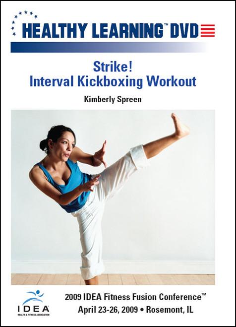 Strike! Interval Kickboxing Workout